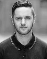 Actors headshot - Danny Gibbons by Alex Winn | London headshot photographer