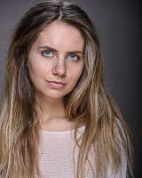 Actors headshot - Hannah Robinson by Alex Winn | London headshot photographer