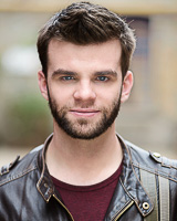 Actors headshot - Jack Tutt by Alex Winn | London headshot photographer