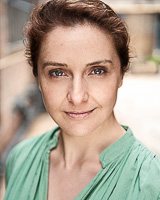Actors headshot - JodyAnne Fletcher Richardson by Alex Winn | London headshot photographer