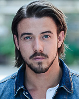 Actors headshot - Josh Jeffries by Alex Winn | London headshot photographer