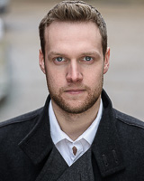 Actors headshot - Liam Wakeford by Alex Winn | London headshot photographer