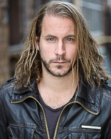 Actors headshot - Marc Zammit by Alex Winn | London headshot photographer