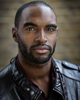 Actors headshot - Michael Addo by Alex Winn | London headshot photographer