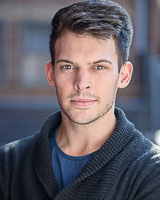 Actors headshot - Neil Gardner by Alex Winn | London headshot photographer
