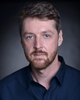 Actors headshot - Neil Sinclair by Alex Winn | London headshot photographer