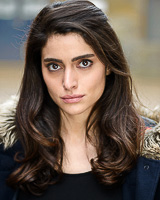 Actors headshot - Raha Rahbari by Alex Winn | London headshot photographer