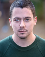Actors headshot - Samuel Caseley by Alex Winn | London headshot photographer