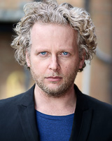 Actors headshot - Steve Lorient by Alex Winn | London headshot photographer