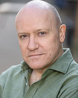 Actors headshot - Tim Frances by Alex Winn | London headshot photographer