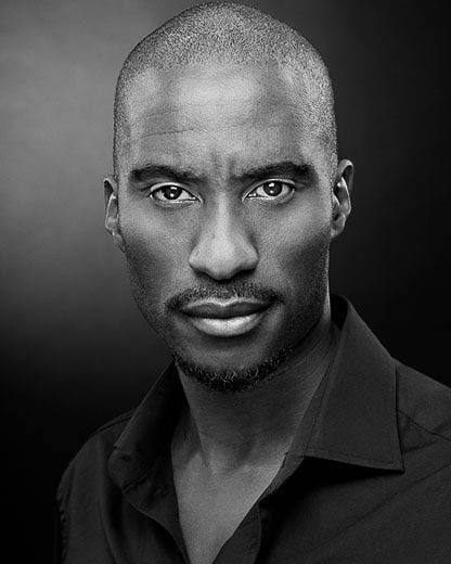 Clint Dyer - actors headshot by Alex Winn